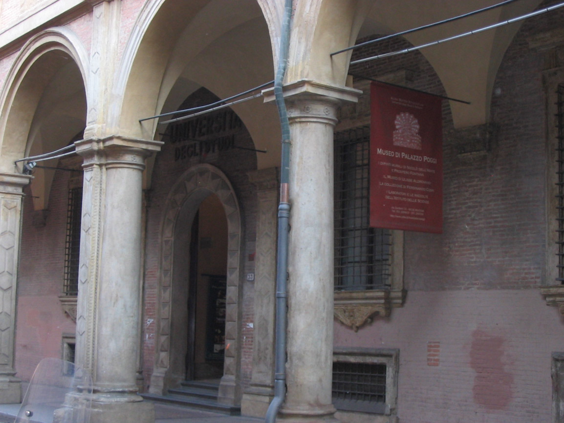 University of Bologna building